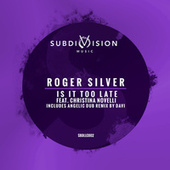Is It Too Late (feat. Christina Novelli) van Roger Silver
