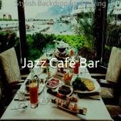 Stylish Backdrop for Cooking de Jazz Café Bar