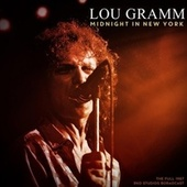 Midnight In New York von Lou Gramm