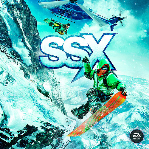 SSX Deadly Descents by Various Artists