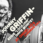 At Onkel Pö's Carnegie Hall, Hamburg 1975 (Live) by Johnny Griffin