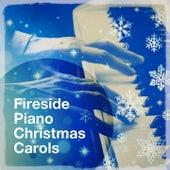Fireside Piano Christmas Carols de Relaxing Piano Music Consort, Christmas Music Piano, Piano Bar