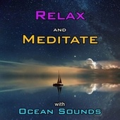 Relax and Meditate with Ocean Sounds de Stress Relief Therapy Music Academy