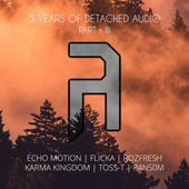 5 Years of Detached Audio: Part III de Various Artists