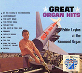 Great Organ Hits de Eddie Layton
