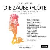 Mozart: Die Zauberflöte - Highlights by Alain Lombard