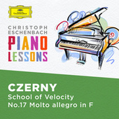 Czerny: The School of Velocity, Op. 299: No. 17 in F Major. Molto allegro de Christoph Eschenbach