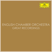 English Chamber Orchestra - Great Recordings de English Chamber Orchestra
