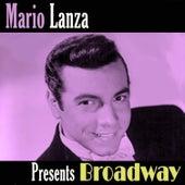 Mario Lanza presents Broadway by Mario Lanza