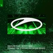 Coming On Strong (ReOrder Remix) von Signum