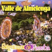 Seguimos de Fiesta. Música de Guatemala para los Latinos de Marimba Valle de Almolonga