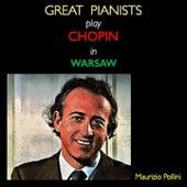 Great Pianist play Chopin in Warsaw · Vol. III by Maurizio Pollini