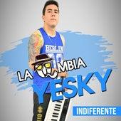 Indiferente de La Qmbia Yesky