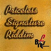 Priceless Signature Riddim by Various Artists