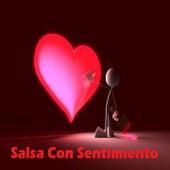 Salsa Con Sentimientos von Asdrubar, Azuquita, Bobby Valentin, Celia Cruz, Costa Brava, Eddie Santiago, Gilberto Santa Rosa, grupo niche
