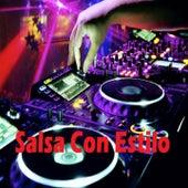 Salsa Con Estilo by Adolescent's Orquesta, Anthony Cruz, Asdrubar, Celia Cruz, Costa Brava, Eddie Santiago, Edgar Joel, Frankie Negron