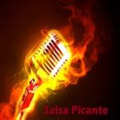 Salsa Picante by El Gran Combo, Frankie Ruiz, Gilberto Santa Rosa, Giro, grupo niche, La Sonora Ponceña, Orquesta Mulenze, Tommy Olivencia, Wayne Gorbea