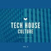 Tech House Culture, Vol. 3 de Various Artists