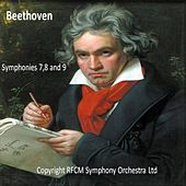 Beethoven Complete Symphonies, Vol. 3 by RFCM Symphony Orchestra