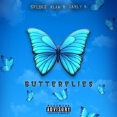 Butterflies by N Palms