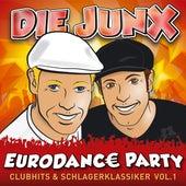 EURODANC€ PARTY (Clubhits & Schlagerklassiker Vol.1) von Die Junx