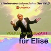 9 Variationen über ein Ludwig van Beethoven Thema, WoO 59 von Volker von Mozart