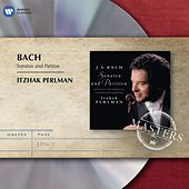Bach: Solo Sonatas and Partitas by Itzhak Perlman