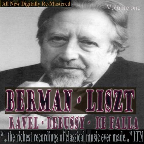 Berman - Liszt, Ravel, Debussy, De Falla by Lazar Berman