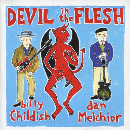 Devil in the Flesh by Billy Childish