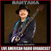 Peace On Earth (Live) von Santana