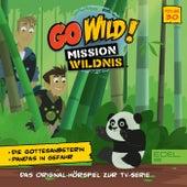 Folge 30: Die Gottesanbeterin / Pandas in Gefahr (Das Original-Hörspiel zur TV-Serie) von Go Wild! - Mission Wildnis