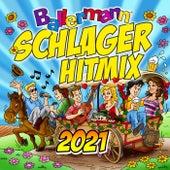 Ballermann Schlager Hitmix 2021 von Various Artists