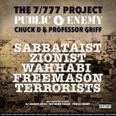 Sabbataist Zionist Wahhabi Freemason Terrorists von The 7-777 Project
