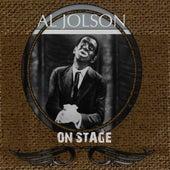 Al Jolson On Stage (Live) by Al Jolson