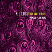 The Rare Birds Remixes, Pt.3 & More de Kid Loco