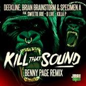 Kill That Sound (Benny Page Remix) by Deekline