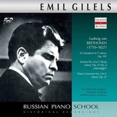 Beethoven: Piano Works von Emil Gilels