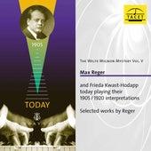 The Welte Mignon Mystery, Vol. 5: Max Reger von Max Reger