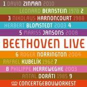Beethoven: Symphonies Nos. 1-9 by Concertgebouw Orkest