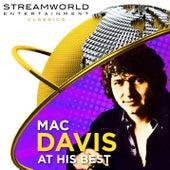 Mac Davis At His Best by Mac Davis