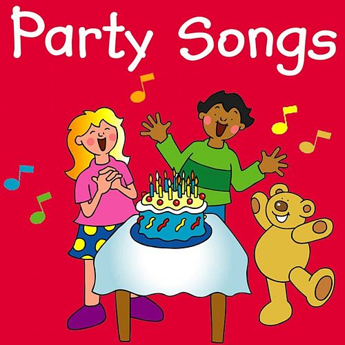 Party Songs by Kidzone