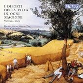 I diporti della villa in ogni stagione: Venezia, 1601 van Gruppo Vocale Àrsi