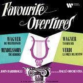 Wagner, Mendelssohn & Verdi: Favourite Overtures de Sir John Barbirolli