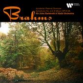 Brahms: Academic Festival Overture, Op. 80 & Symphony No. 4, Op. 98 de Sir John Barbirolli