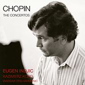 Chopin: The Piano Concertos by Eugen Indjic