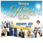Wenn die Musi spielt - Open Air 2018 von Various Artists