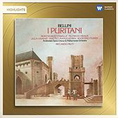 Bellini: I puritani (highlights) von Philharmonia Orchestra