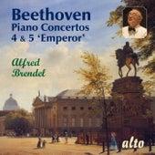Beethoven: Piano Concertos No. 4 & No. 5 (