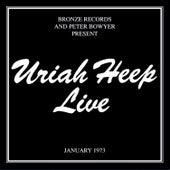 Live (Expanded Version) fra Uriah Heep