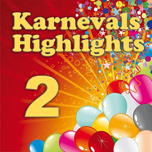 Karnevals Highlights 2 by Cologne Rock Orchestra